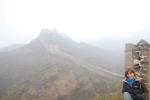 China Wall, Octobre