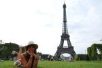 Jul in Paris, France