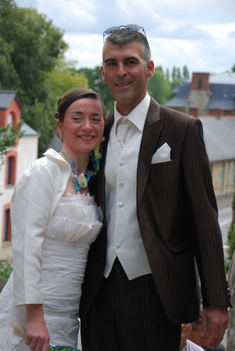 Rennes : Nadège & Patrice