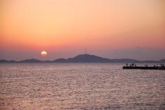 Marseille : sunset