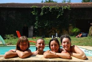 w/ friends - Aug. 2011