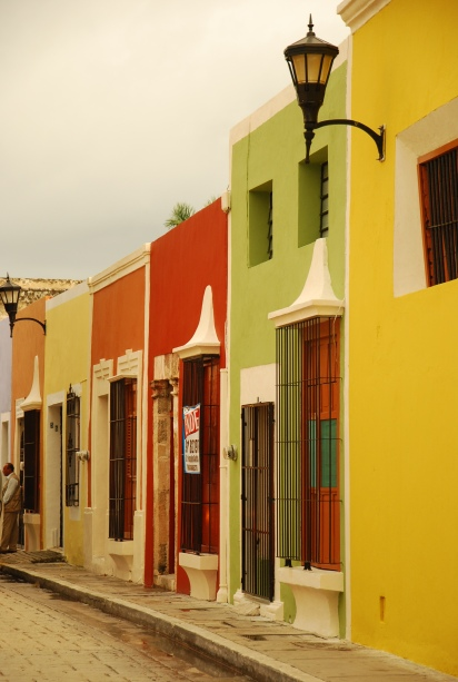 colours of Campeche