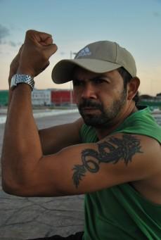 Raul in Progreso, Mexico