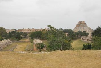 Ruta Puuc - Uxmal