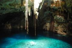 Cenote en Cuzama