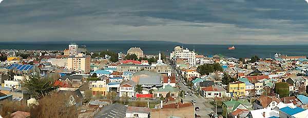 Punta Arenas - Straight of Magellan, Chile (photo credit : google)
