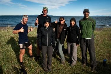 Patagonia team - Jan. 2012