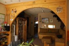 living area in Erratic Rock