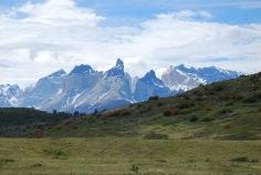 Torres del Paine Nat. Park, Chile