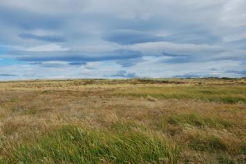 Patagonia skies