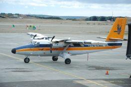 flight Punta Arenas - Puerto Williams (3fev12)
