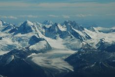 view from the plane on the way back to Punta Arenas (10fev12)