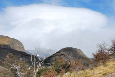 Laguna Torre trail