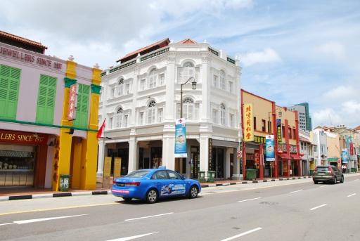 Singapore streets