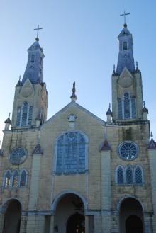 church in Castro