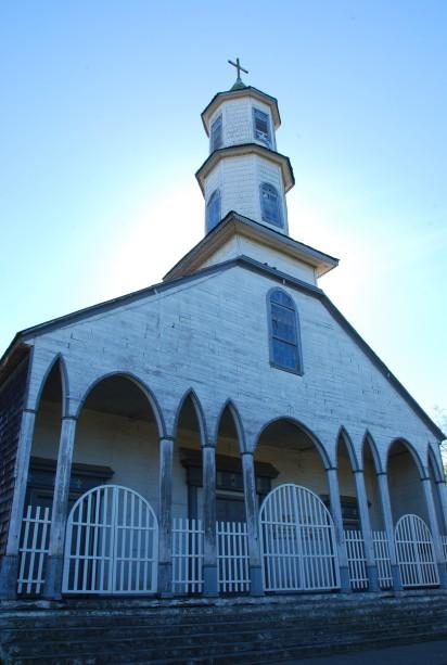 church in Dalcahue