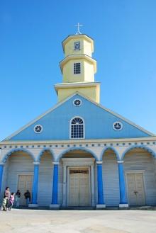 church in Chonchi