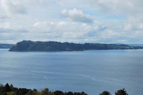 on Chiloe island