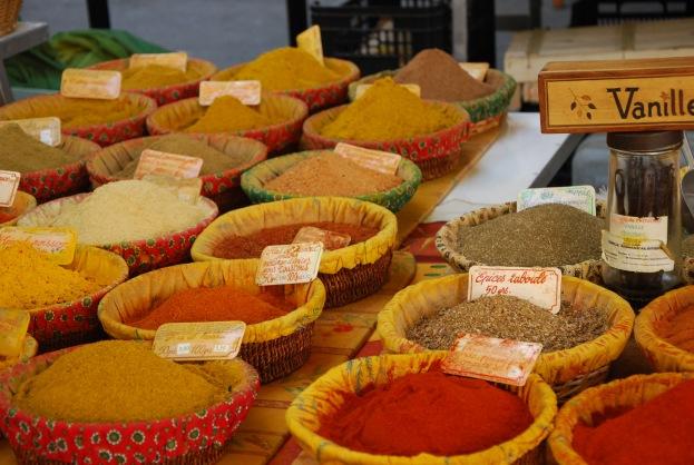 spice market, France