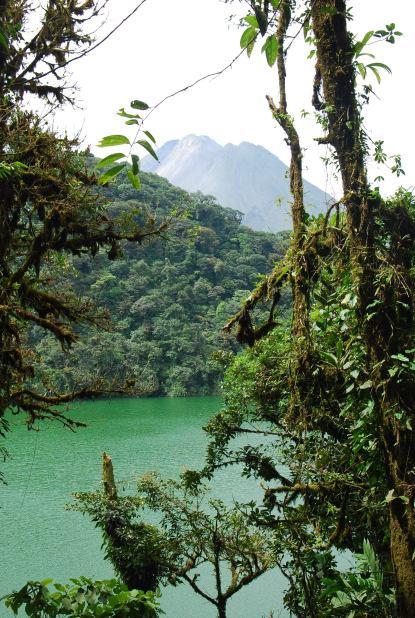 Cerro Chato, Costa Rica