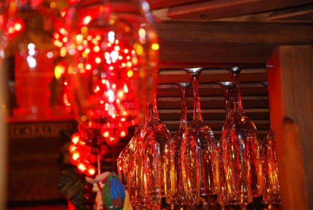 Vina de Bacco ambiance, San Cris, Mexico