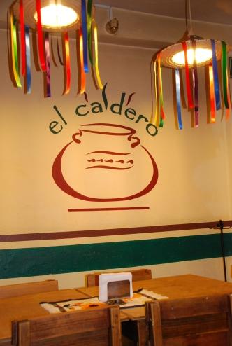 El Caldero, San Cris, Mexico