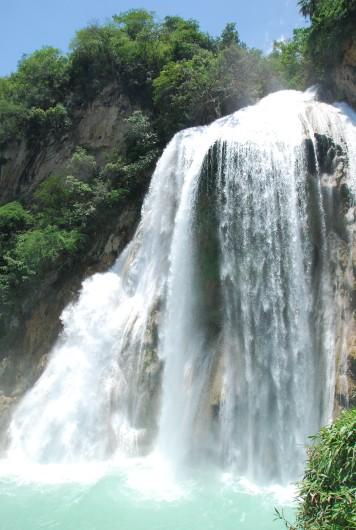 Arco Iris falls