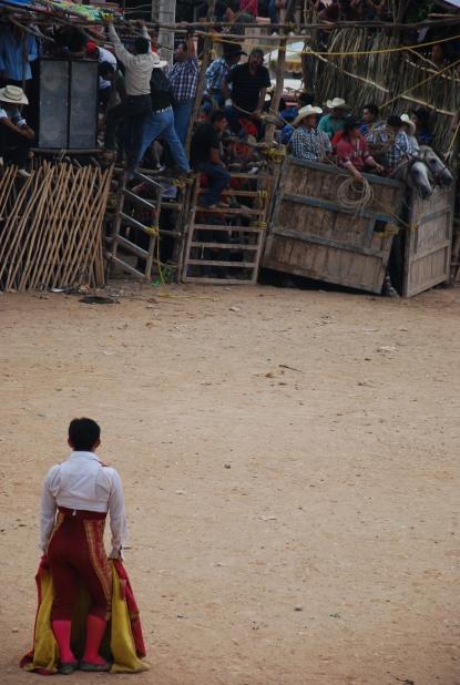 entering, Feria Mama, Mexico