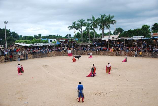 Feria Mama bullring, Mexico