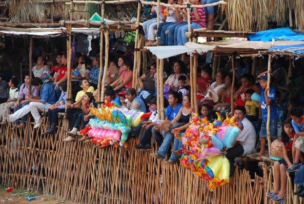 public at Feria Mama, Mexico