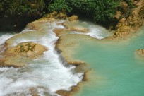Chiflon Falls, Mexico