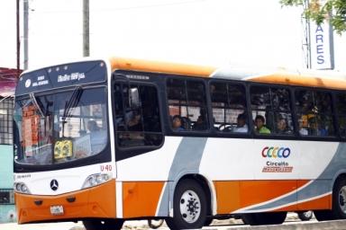bus Merida, Mexico