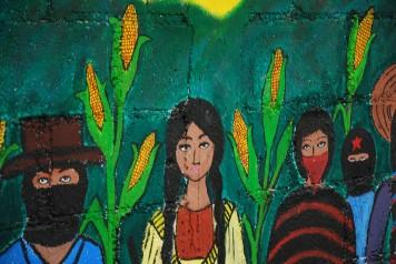 Oventic mural detail