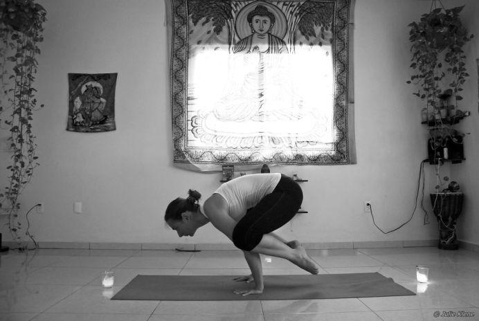 yoga in Merida, Mexico