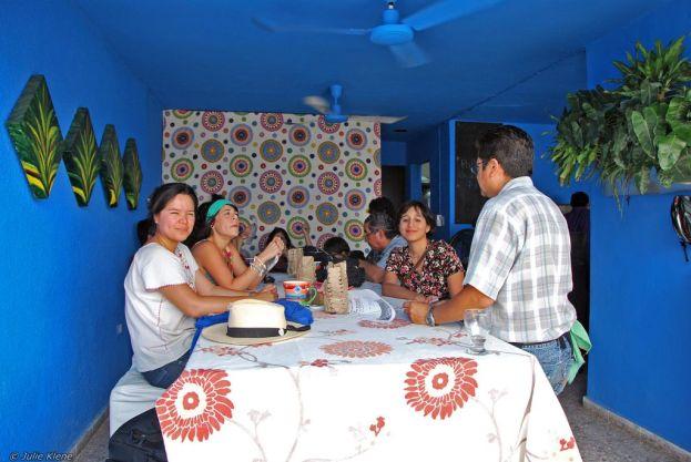 Monique's Bakery, Merida, Mexico