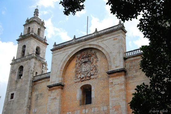 Merida Cathedral, Mexico