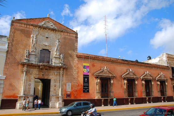Casa Montejo, Merida, Mexico