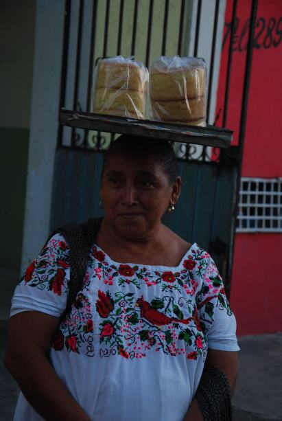 pan de elote, Hanal Pixan, Mexico