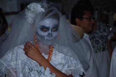 alma de novia, Hanal Pixan, Mexico