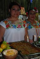pib, Hanal Pixan, Mexico