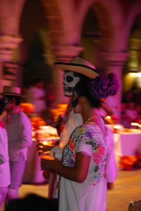 Vaqueria de los Muertos, Hanal Pixan, Mexico