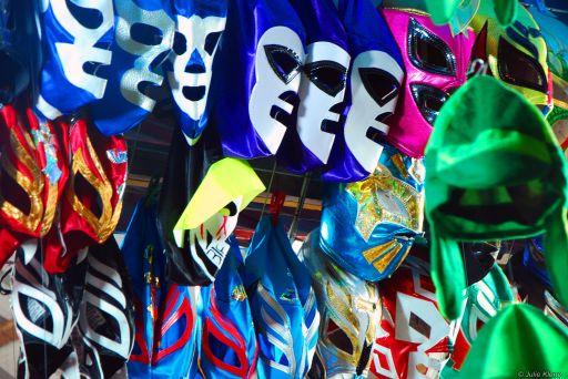 Xmatkuil masks, Mexico