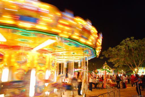 Xmatkuil merry-go-round, Mexico