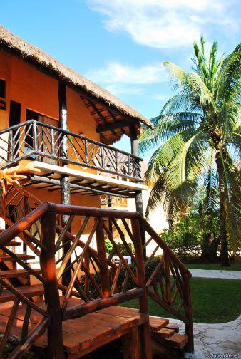 Riviera bungalow, Mexico