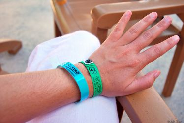 Riviera bracelets, Mexico