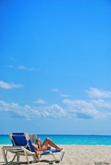 Riviera beach, Mexico