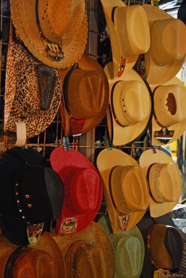 Xmatkuil hats, Mexico