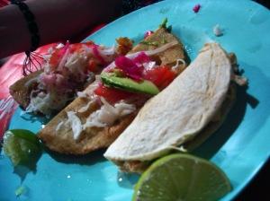 empanadas & quesadillas, Mexico