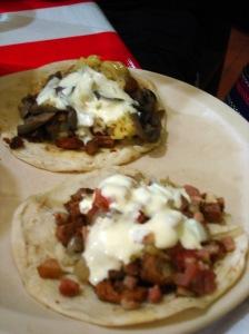 tacos arabes, Mexico