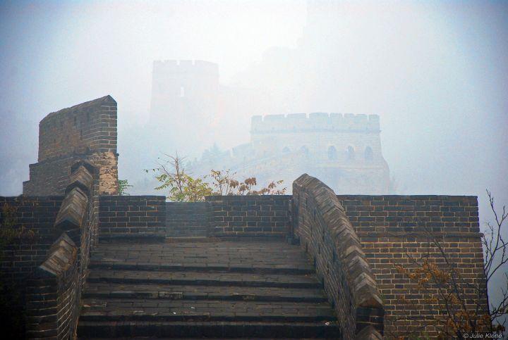 misty jinshanling